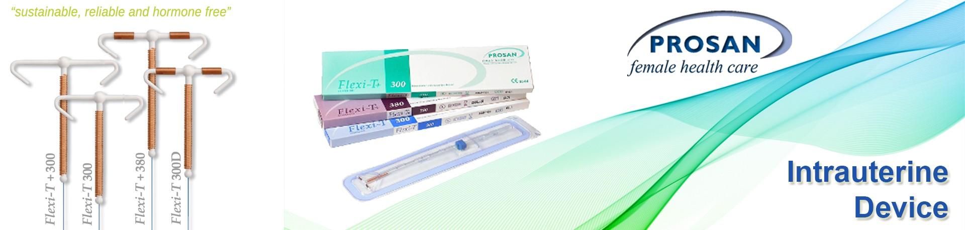 Intrauterine device Prosan